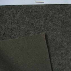 Loop Terry Spun Knitted Fabric