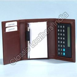Calculator and Card holder