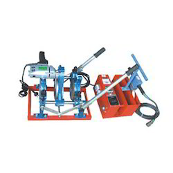 Pipe Welding Machines - HDPE Pipe Welding Machine with Clampings