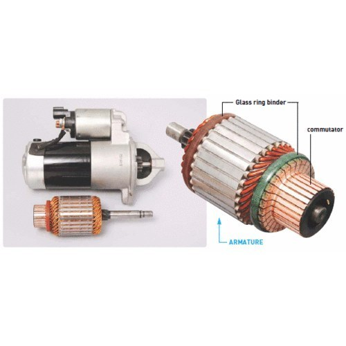 In an electric motor a commutator for Electric motor repair new jersey