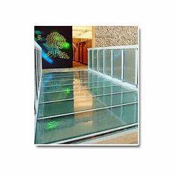 Laminated Glass Flooring In New Delhi By Ashiana Aluminium