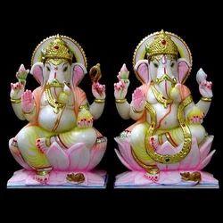 GA-4094 Ganesh Statues