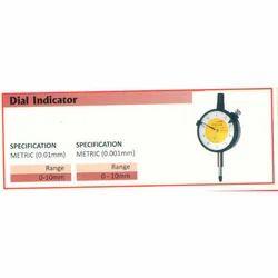Dial Indicator (Metric 0.01mm)