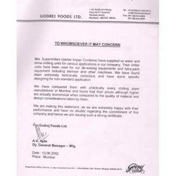 Godrej Food Ltd.
