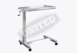 Mayo's instrument trolley (Mechanically) : USI-956