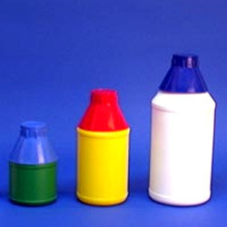 Plastic Bottle Ak Shape