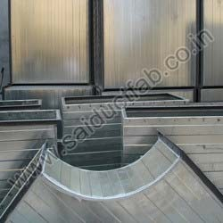 Machine Prefabricated Ducts