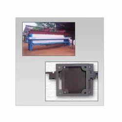 Cast Iron Automatic Filter Press