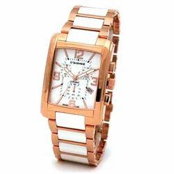 Ceramic D'signer Watches