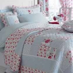 Bed Sheets & Covers - Jaipuri Bed Sheets Wholesale Trader from Jaipur : quilted covers - Adamdwight.com