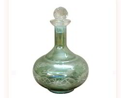 Glass Crystal Decanter