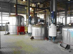 Edible Oil Refinery System