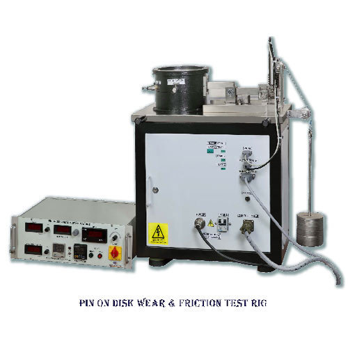 Pin On Disc Friction Amp Wear Testing Machine Magnum