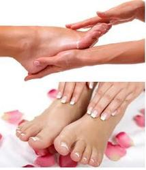 French Pedicure Treatment