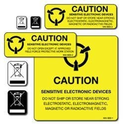 Electric Equipment Label