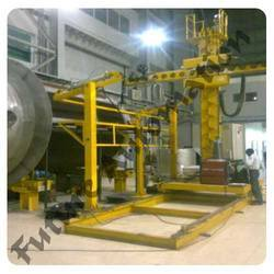 Nuclear Power Plant Component Welding Automation Nuclear