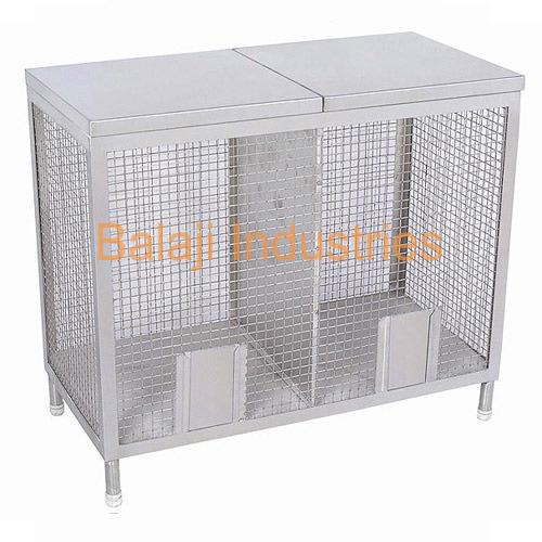 Onion Potato Storage Bins Commercial Kitchen Equipment Andheri
