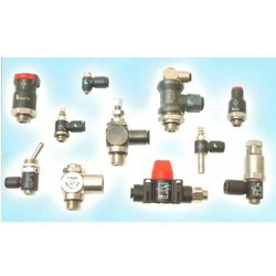 Stainless Steel Pneumatic Function Fittings
