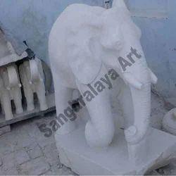 Baby Elephant Statue