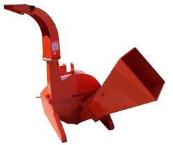 Tractor Model Wood Chipper Without Feeding Roller