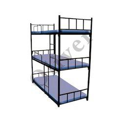 Dormitory Bunk Bed Three Tier