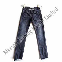 Lycra Fashion Denim Jeans