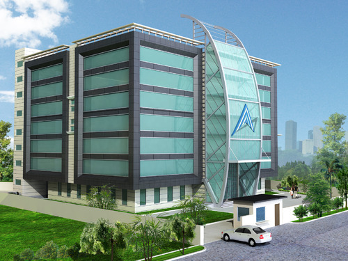 Architecture Buildings In India architectural consultancy /designing for it office buildings in