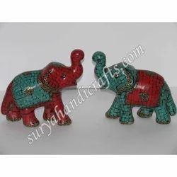 Stone Studded Elephant