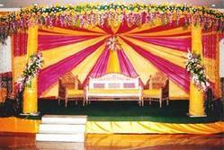 Tent pandal decoration in district chittorgarh kapasan id tent pandal decoration junglespirit Choice Image