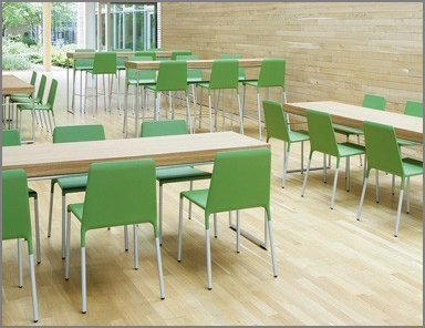 Canteen Furniture Cafeteria Chairs Amp Tables Manufacturer