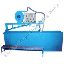 Tarpaulin Heat Sealing Machine