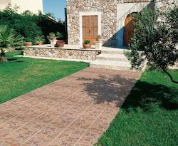 Rustic Pavement Tiles