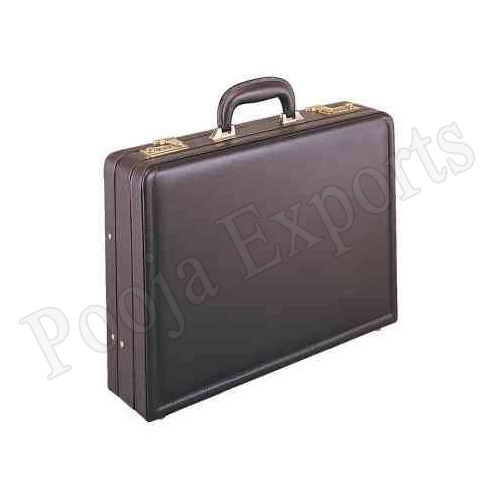 Hand Bag Black Leather Briefcase Bags