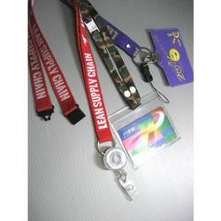 Card Lanyard And Strings