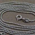 Sterling Enterprises Sterling Silver Ball Chains