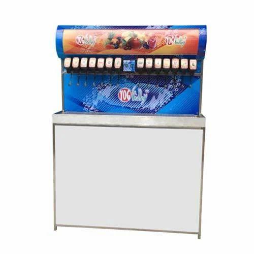 Soda Dispensing Machine Split Model