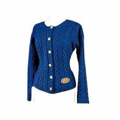 Ladies Designer Cardigans | Garg Knit Wear | Manufacturer in ...