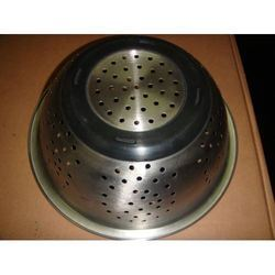 Perforated Stainless Steel Colanders