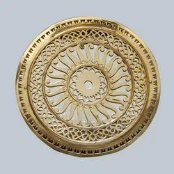 Brass Abhamandal Bavmandal Sun