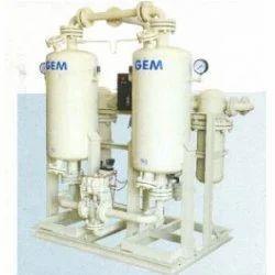 Industrial Desiccant Air Dryer