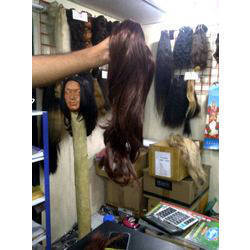 Black Ponytail Hair