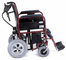 Powered Attendant Drive Wheelchair