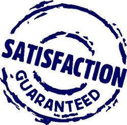 Customer Satisfaction: