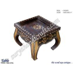 Wooden Table Classic Look