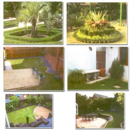 Landscaping Work Services