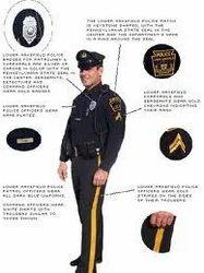 Security Accessories - Security Guards Uniforms Manufacturer