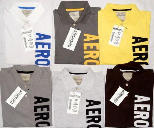 866cfa3d4 Men Clothing - Aeropostale Polo Neck Men s T-shirts Retailer from Mumbai