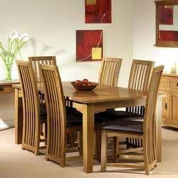 wooden dining table set - Wooden Dining Table With Chairs
