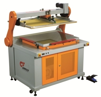 Grafica Screen Printing Machinery For Wedding Cards And Spot Uv