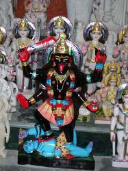 Marble Kali Mata Statue At Best Price In India